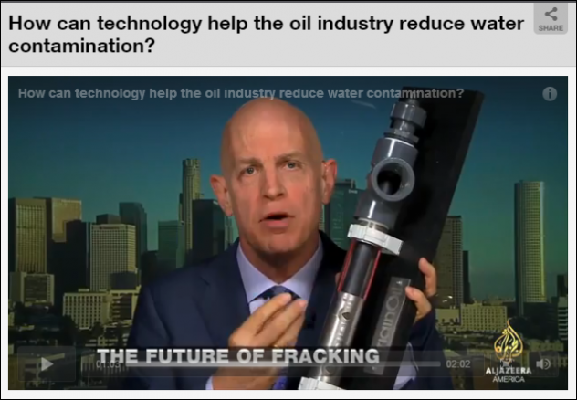 CEO Eckelberry on Al Jazeera Stream