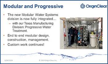 Modular & Progressive