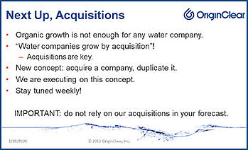 Nex Up - Acquisitions