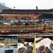 improve leachate treatment in Malaysia
