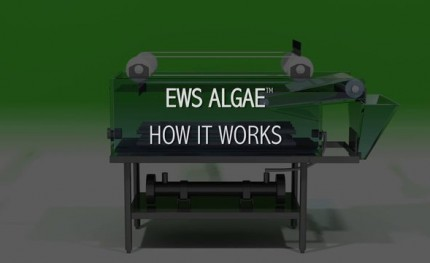 An Animated Guide to EWS Algae Harvesting