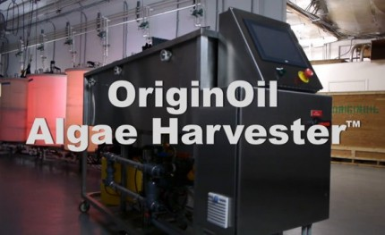 OriginOil Algae Harvesting Technology