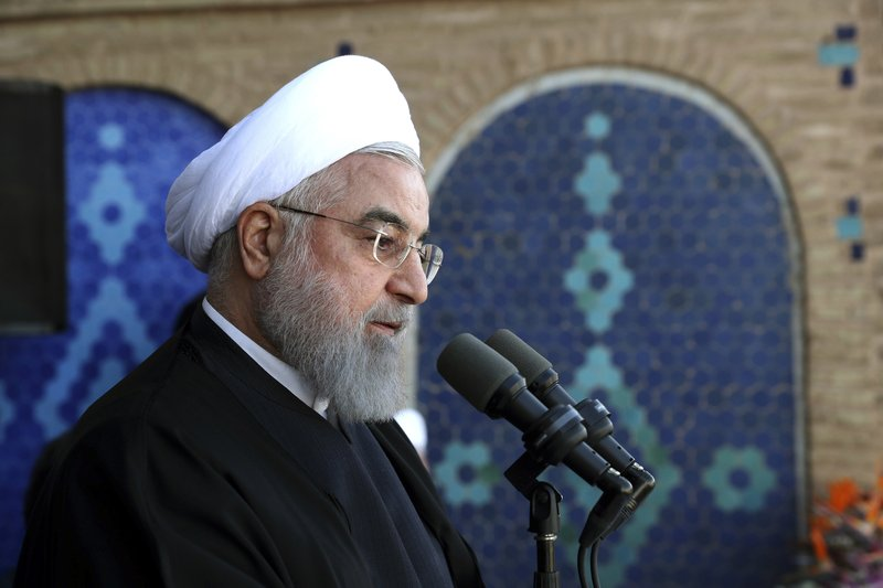 Iran 50 B barrels
