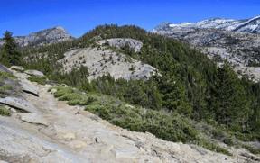 Sierras in February