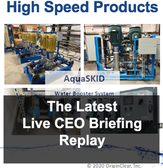 Live CEO Briefing Replay