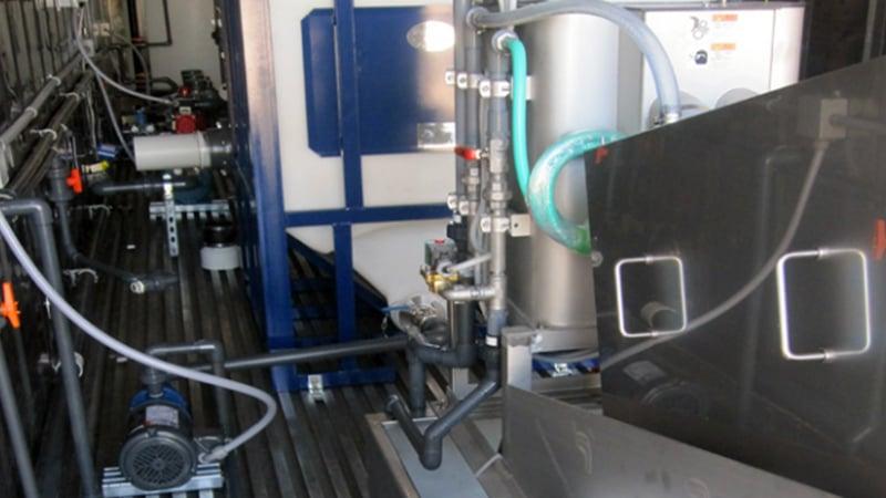 Water Tech II System