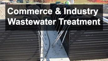 C & I Wastewater treatment