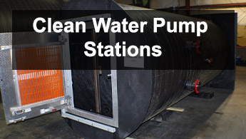 Clean Water Pump Stations