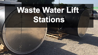 Waste Water Lift Stations-1