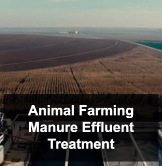 Animal Farming Manure Treatment