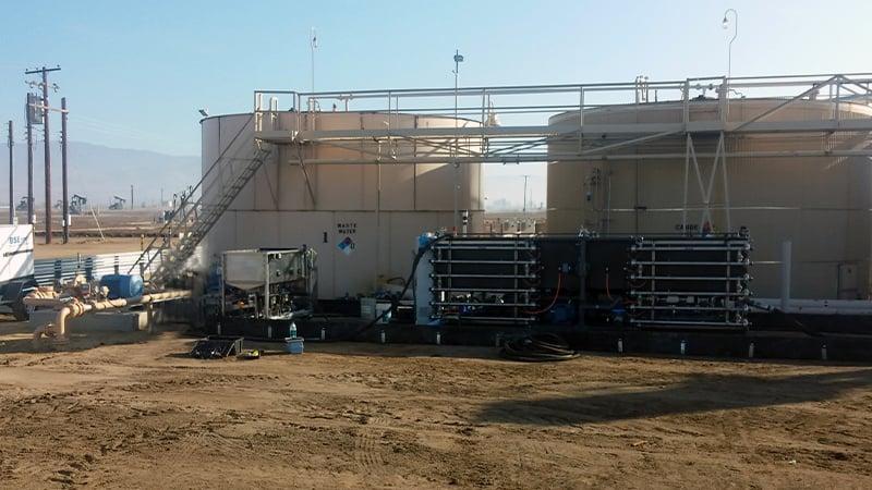 Vaquero Oil Bakersfield Site
