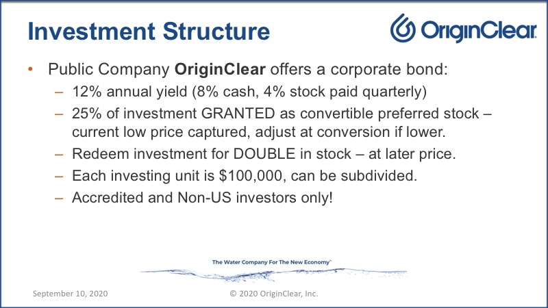 20200910 Investment Structure