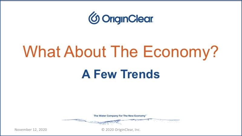 Economy - The Trends