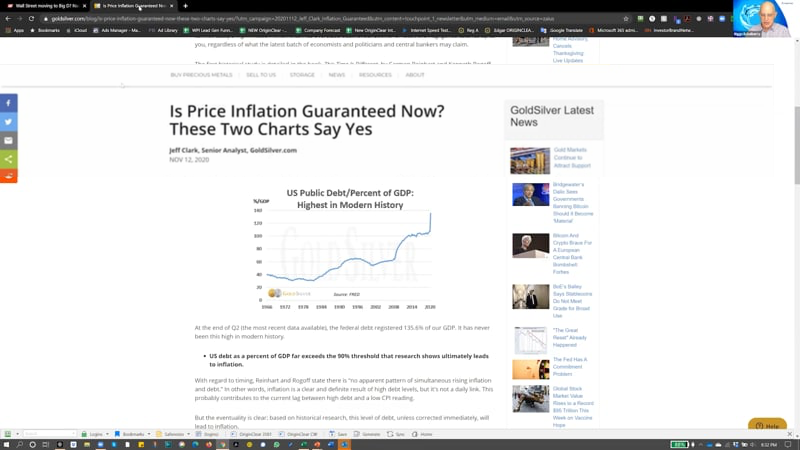 Price Inflation article