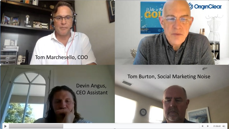 20200813 Marketing Vet discussion