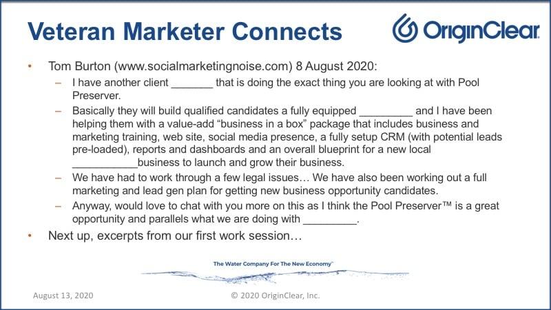 20200813 Veteran Marketer Connectsc