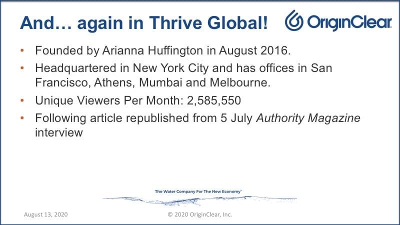 20200813 again in Thrive Global