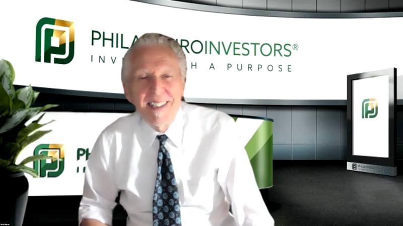 Arte Maren Chairman and CEO Philanthroinvestors
