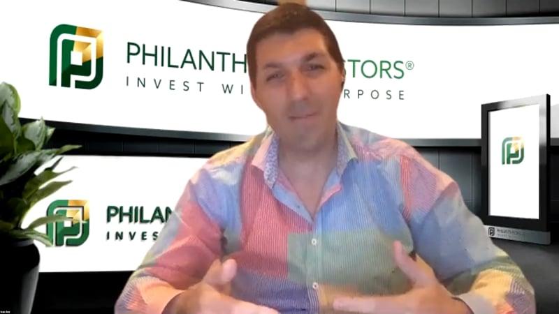 Philanthroinvestors Founder Ivan Anz
