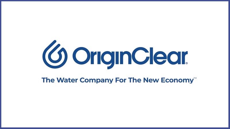 Water Company For The New Economy
