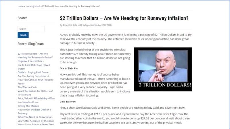20200416 Runaway Inflation slide