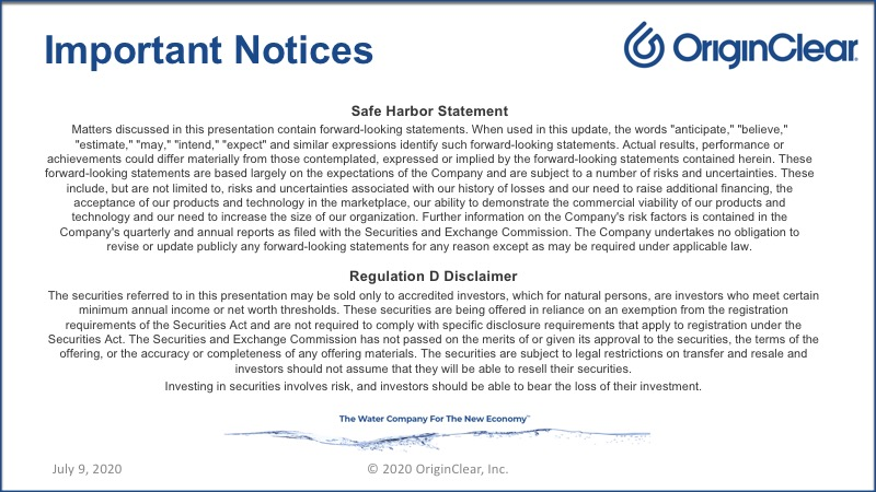 2020716 WITNG Important Notices