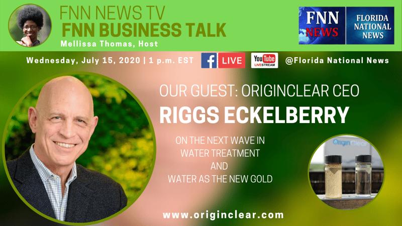Riggs Eckelberry interview overlay