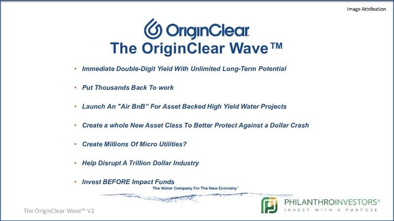 OriginClear Wave