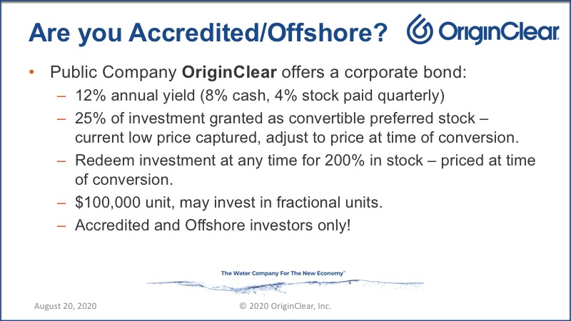 20200820 Accredited - Offshore