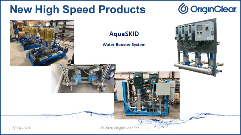 20200213 New High Speed Products