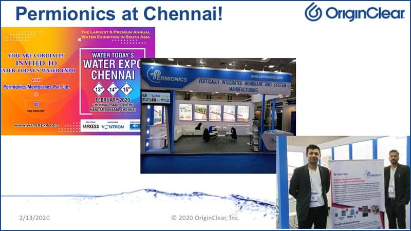 20200213 Permionics at Chennai