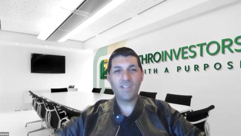 Ivan at PI HQ