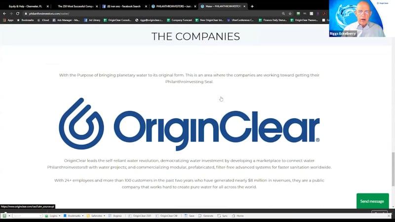 PI OriginClear