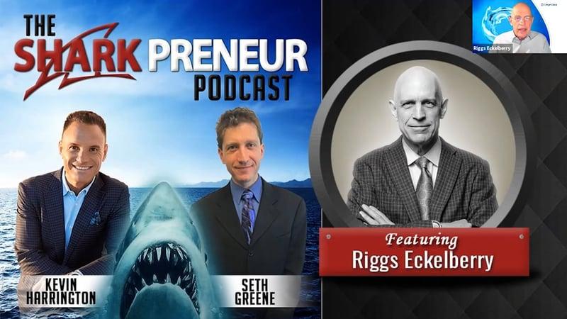 Sharkpreneur podcast ft