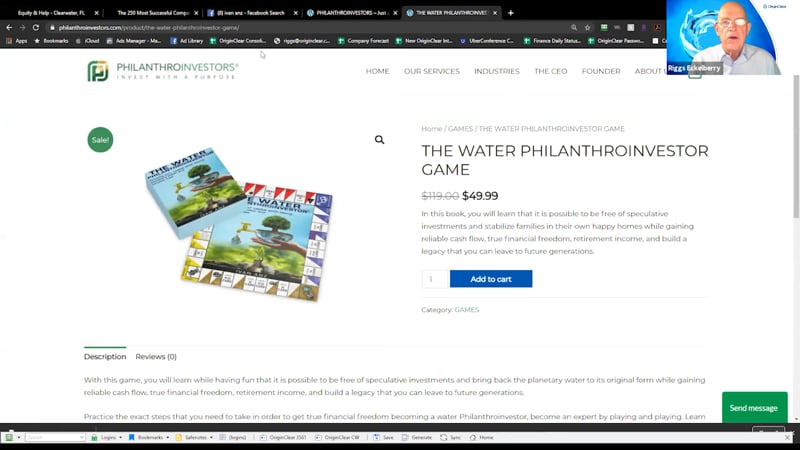 Water Book - Game