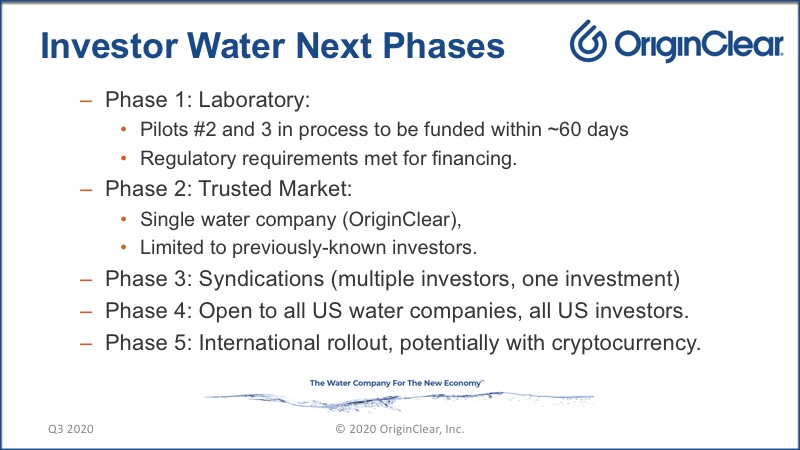 20200625 Investor Water Next Phases