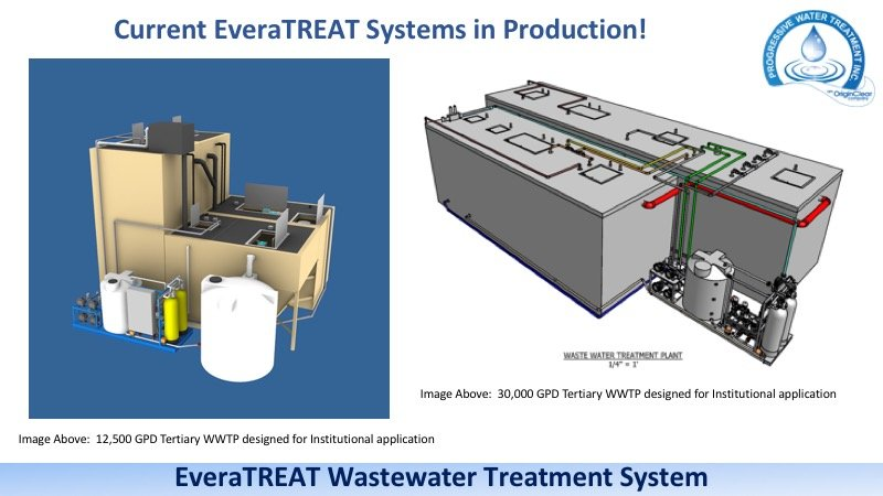 3D renderings of EveraTREAT heavy plastics treatment systems in fabrication