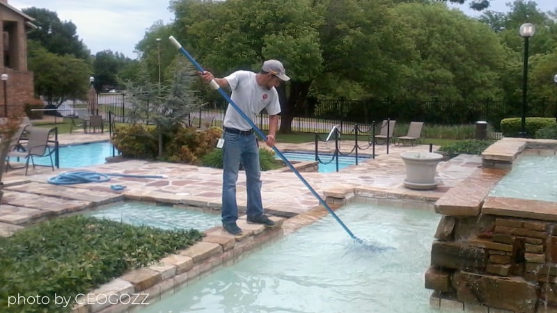 20200903 Pool cleaner