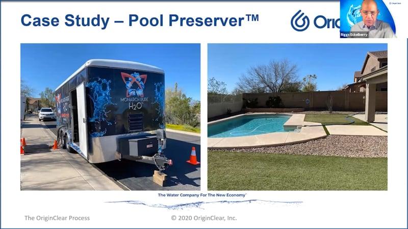Case Study - Pool Preserver