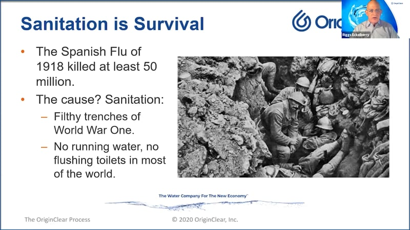 Sanitation is Survival