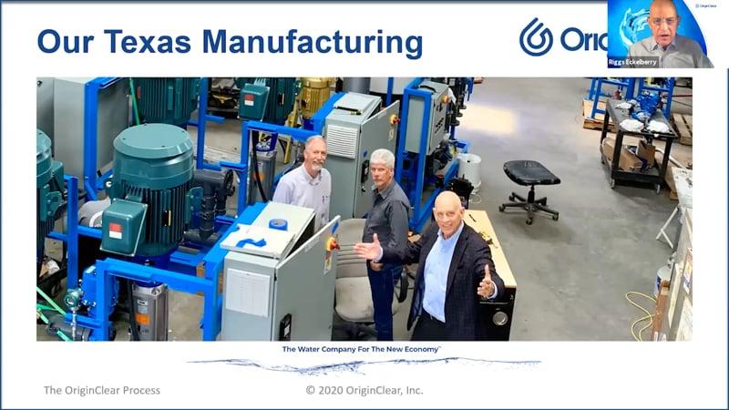 Texas Manufacturing
