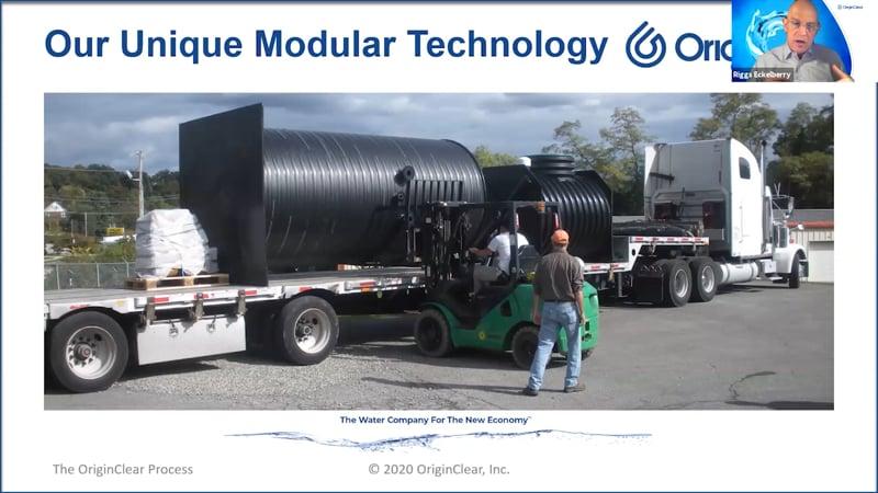 Unique Modular Technology