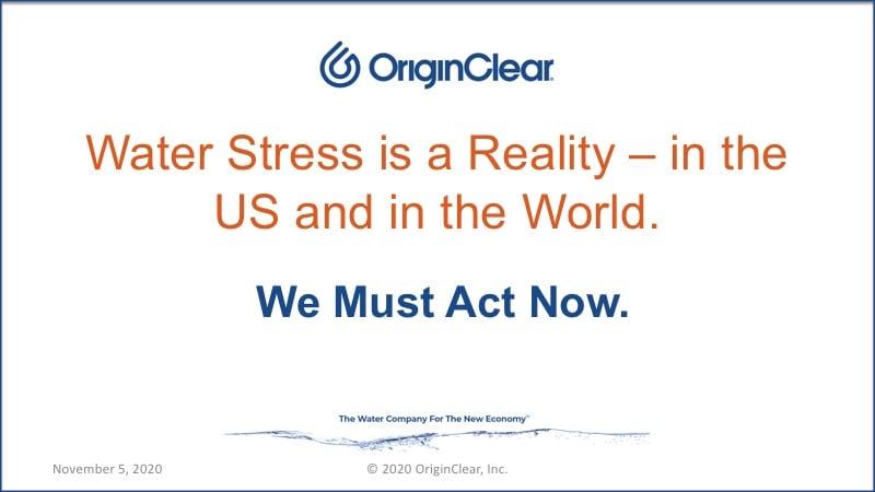 20201105 Water Stress