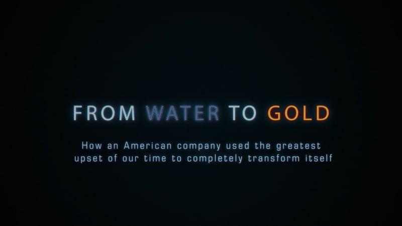 Documentary title slide