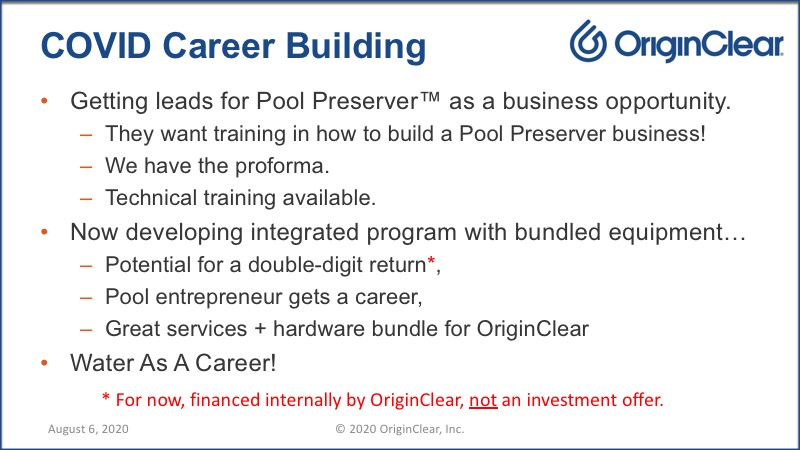 20200806 COVID Career Building