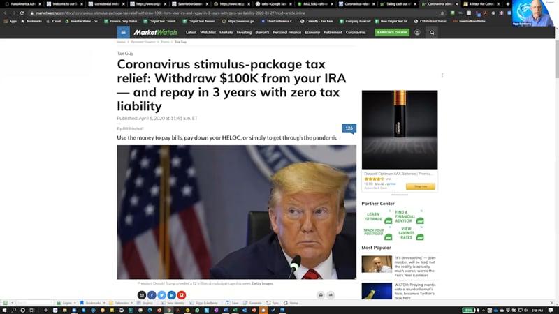 20200507 WITNG Coronavirus IRA Image