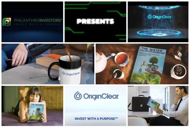 Philanthroinvestor presents OC collage