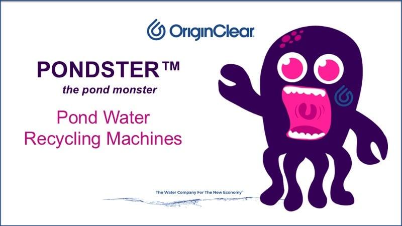Pondster Intro slide