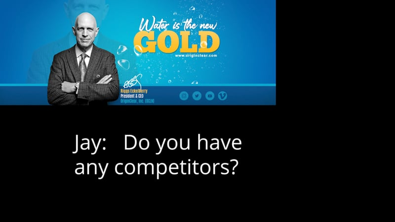Any Competitors