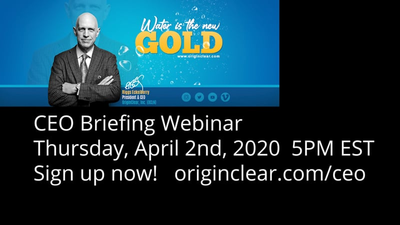 CEO Webinar Sign Up